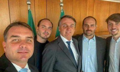 Delegado Waldir diz que filhos de Bolsonaro governam com o pai