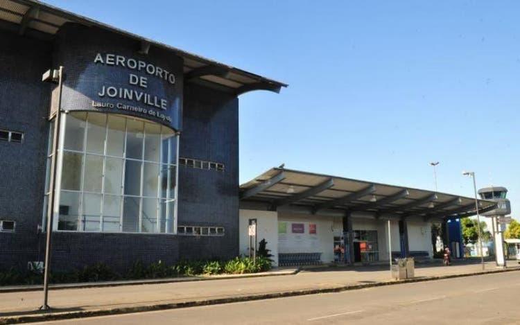 """""""Joinville poderá ser a melhor porta de entrada de SC"""", avalia secretário sobre leilão de aeroporto   NSC Total"""