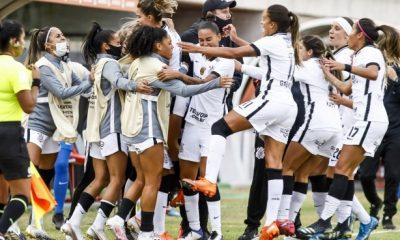 Corinthians aparece entre os cinco perfis de futebol feminino com maior interatividade no mundo