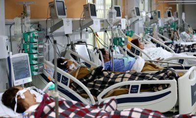 Curitiba registra 30 mortes e 495 novos casos de covid-19