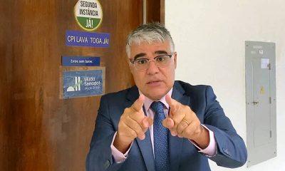 Integrante da ala bolsonarista, Eduardo Girão se lança candidato à presidência da CPI do Genocídio