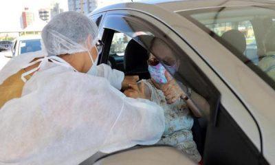 Florianópolis segue com vacinação contra Covid-19 para idosos de 65 anos | NSC Total