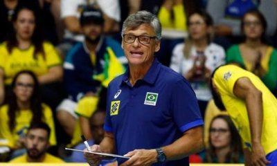 Técnico da seleção de vôlei, Renan Dal Zotto é intubado após contrair Covid | NSC Total