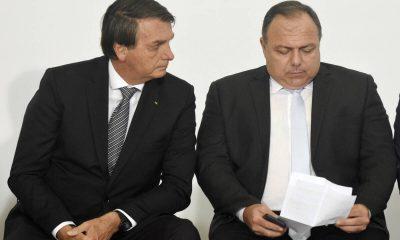 Após faltar à CPI por suposta suspeita de Covid, Pazuello toma café com Bolsonaro