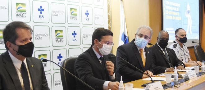 Delegação brasileira que vai aos Jogos Olímpicos de Tóquio será vacinada contra o coronavírus