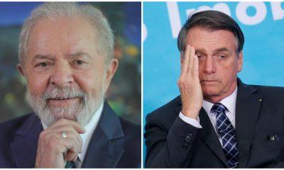 Pesquisa PoderData confirma movimento do Datafolha: Lula tem 15% a mais do que Bolsonaro no segundo turno