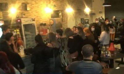 Polícia fecha bar com mais de 50 jovens aglomerados em São Paulo