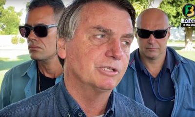 Eleitora pede Exército na rua e Bolsonaro diz que 'agora vai agir'