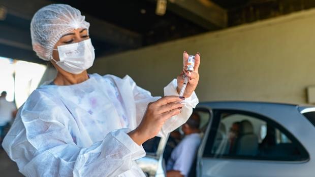 Goiânia amplia público para vacinação contra Covid-19