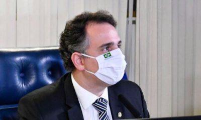 Pacheco diz que Congresso avalia prorrogar auxílio emergencial por até 2 meses