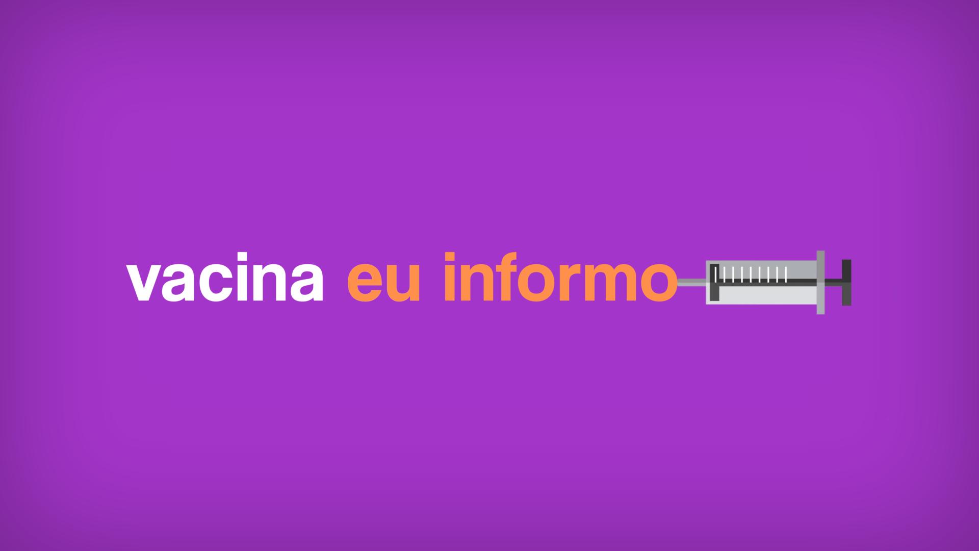 """Projeto """"Vacina: eu informo"""" está com inscrições de curso gratuito para Agentes Comunitários de Saúde de todo o país"""