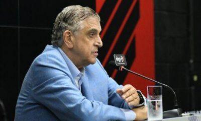 Mario Celso Petraglia reforça criação de nova liga do Brasileirão à CBF