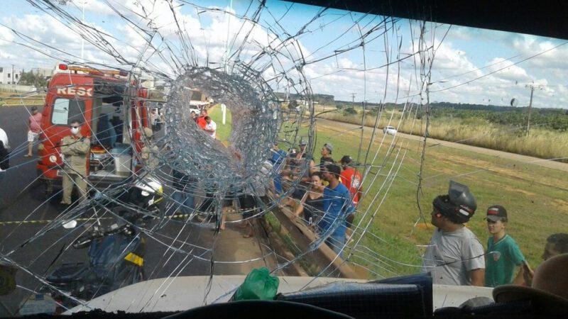 Justiça mantém pena de 17 anos a homem que matou caminhoneiro com pedrada em Vilhena