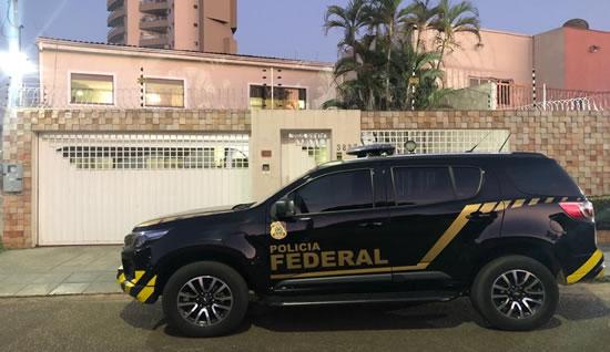 PF deflagra operação para investigar corrupção no INCRA de Rondônia