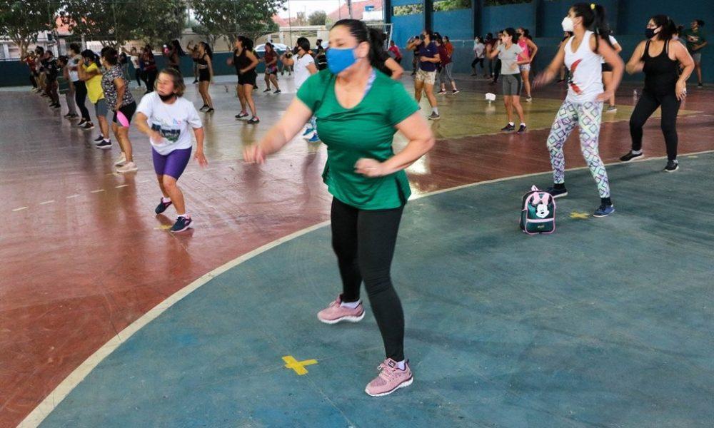 Prefeitura de Ji-Paraná comemora sucesso do projeto Hit Dance