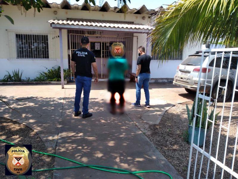 Maníaco que atacava mulheres em Rolim de Moura é identificado pela equipe de investigação da DEAM da Polícia Civil