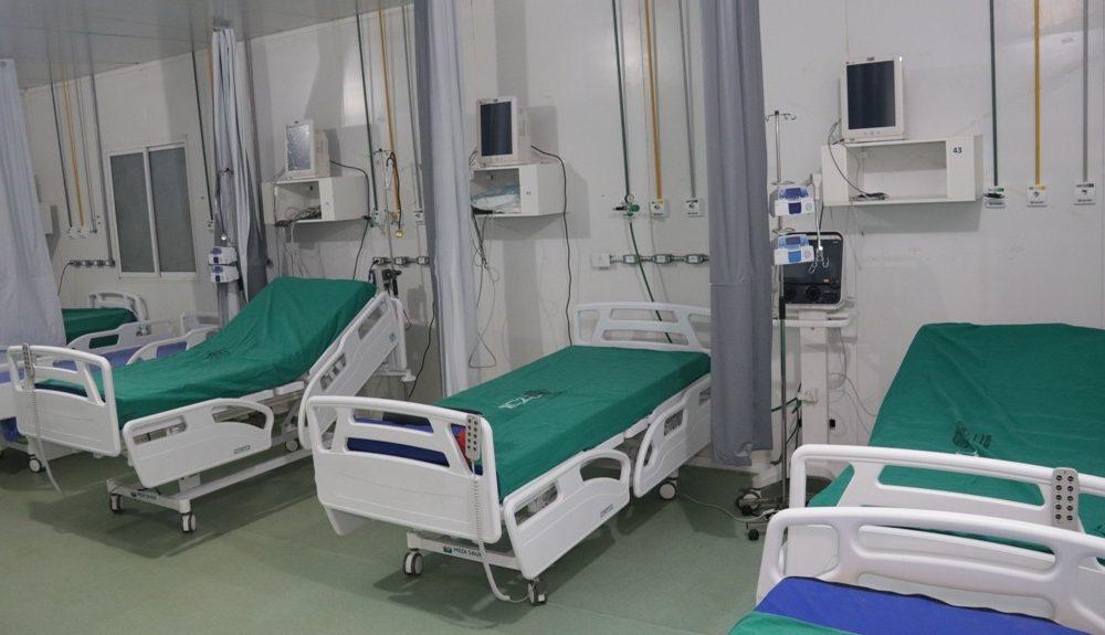 Duas unidades de saúde zeram internações por Covid-19 em Porto Velho, diz governo