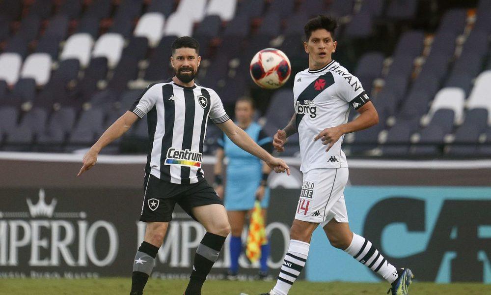 Botafogo e Vasco disputam clássico carioca na Série B