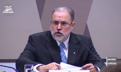 Vídeo: Augusto Aras será sabatinado para recondução à Procuradoria-Geral da República