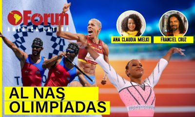 América Latina nas Olimpíadas de Tóquio