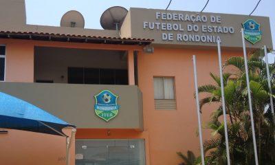 APOIO: Porto Velho e Rondoniense agradecem auxílio da Federação de Futebol de RO