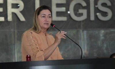 Vereadora repudia o descaso do governador Marcos Rocha com a saúde de Vilhena