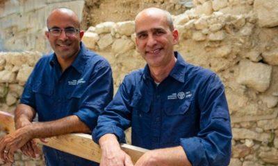 Arqueólogos israelenses levantados evidências de terremoto bíblico em Jerusalém