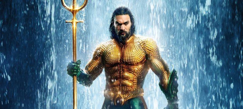 """Jason Momoa confirma que faz parte das celebridades que tomam banho: """"Eu sou o Aquaman"""""""