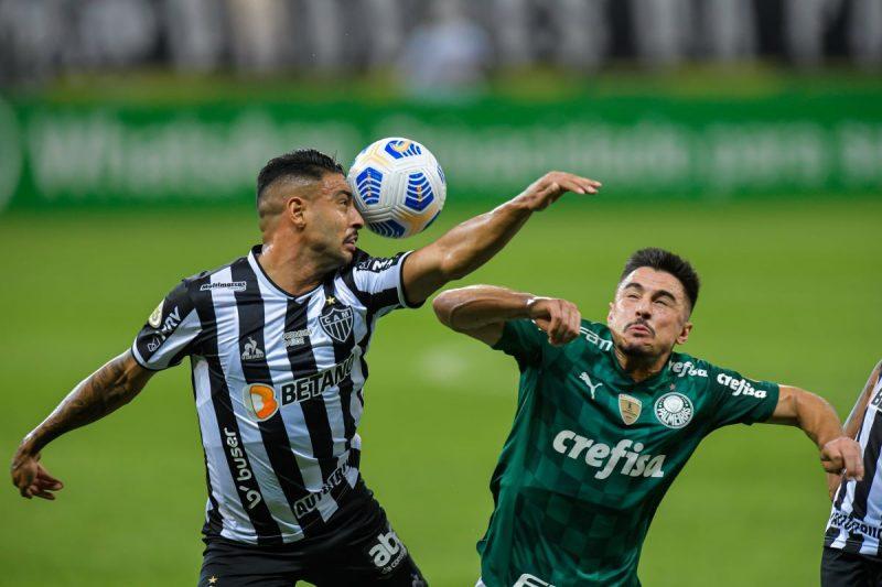 Brasileirão: Atlético-MG vence o Palmeiras e aumenta vantagem na liderança