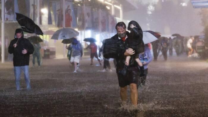 Provocado temporal pelo Ida: 14 pessoas morrem em chuva histórica na região de NY.  FOTOS