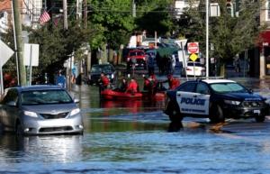 Biden visitar áreas de inundação em Nova York e Nova Jersey