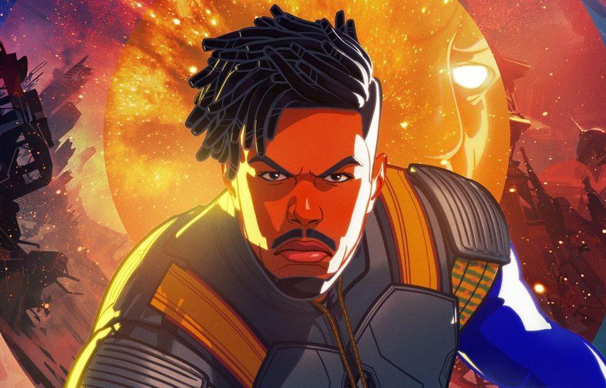 Marvel revel novo pôster de What If…?  com Killmonger, vilão do Pantera Negra