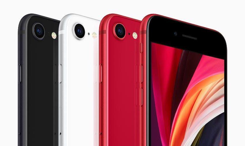 APOSTA DA GIGANTE: Apple lança nova versão do iPhone SE parecido com o iPhone 8