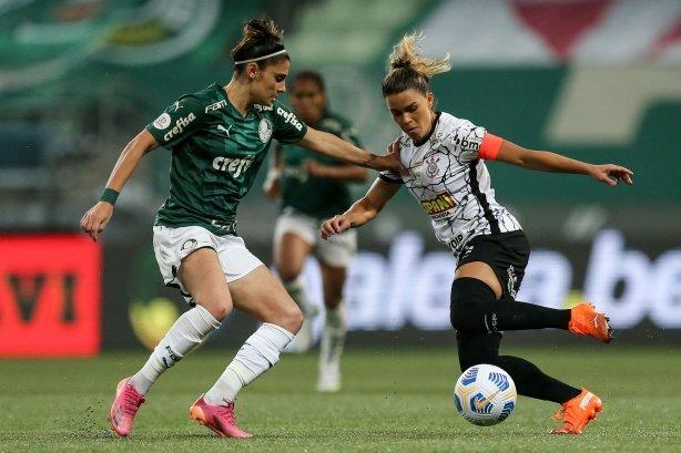 Jogo entre Corinthians e Palmeiras pela final do Brasileirão Feminino tem horário alterado