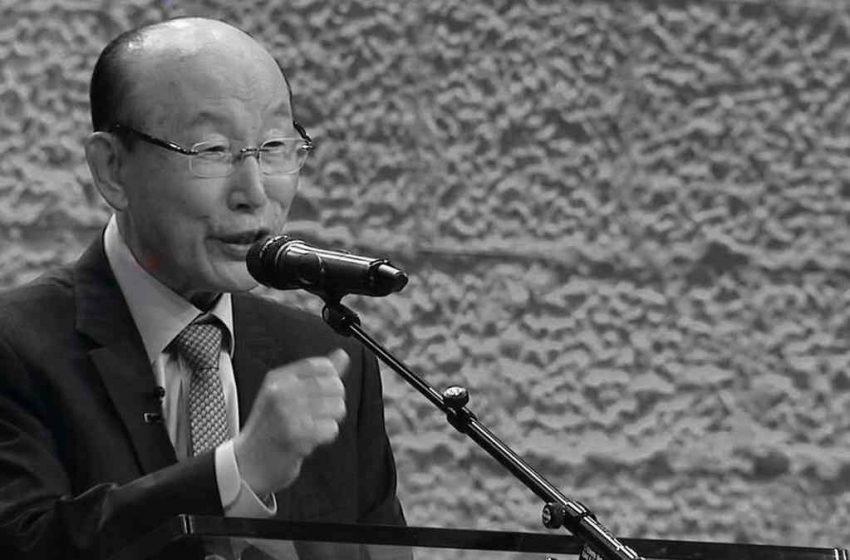 Morre David Yonggi Cho, pastor da maior igreja evangélica do mundo