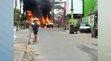 Rio: conflito de milícias na zona oeste paralisa ônibus e BRTs