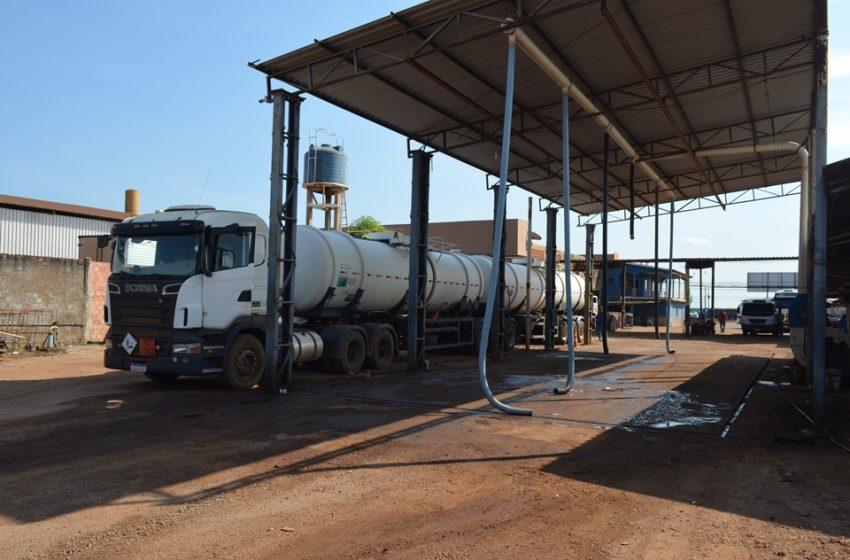 Ipem renova concessão de empresa de descontaminação de caminhão tanque em Rondônia