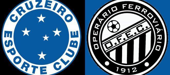 Cruzeiro x Operário: escalações possíveis, desfalques e onde assistir ao jogo ao vivo
