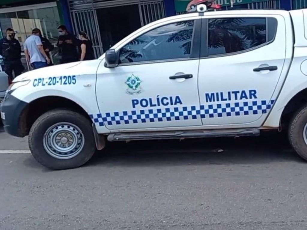 Aciona civil policial a PM após receber nota falsa em lotérica