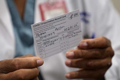 Os EUA vão reabrir para viajantes internacionais vacinados