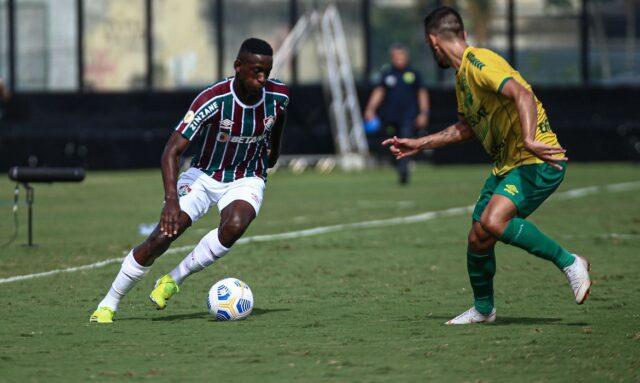 Cuiabá e Fluminense encerram 21ª rodada do Brasileiro
