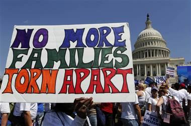 Reforma Imigratória não pode ser incluída no orçamento, diz Senado