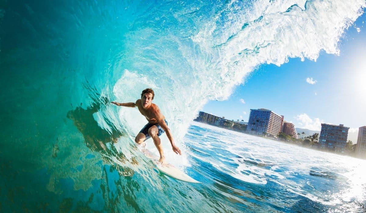 Brasil é o país do surf