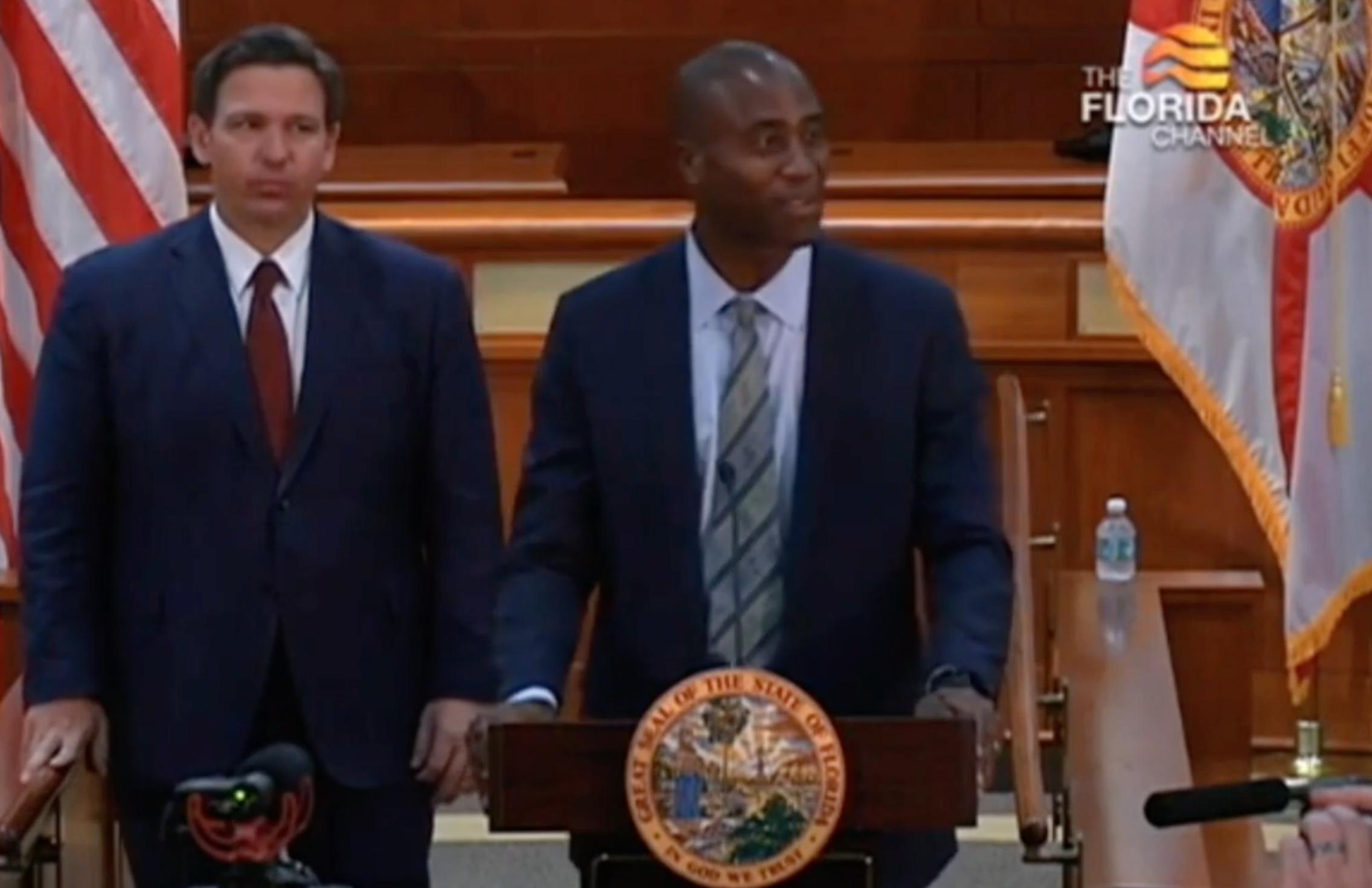 DeSantis diz que novo secretário de saúde da Flórida 'dirá a verdade por trás da pandemia'