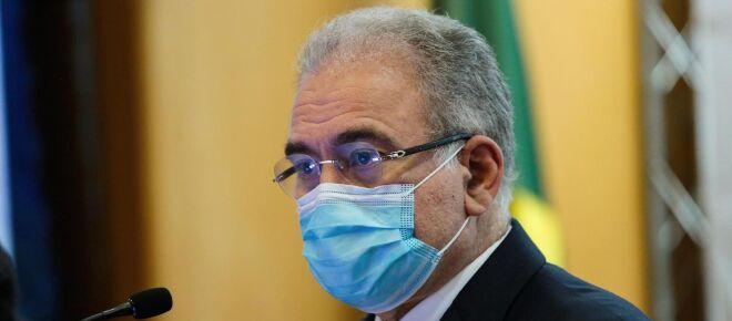 5 políticos que repercutiram anúncio de que Marcelo Queiroga está com Covid-19
