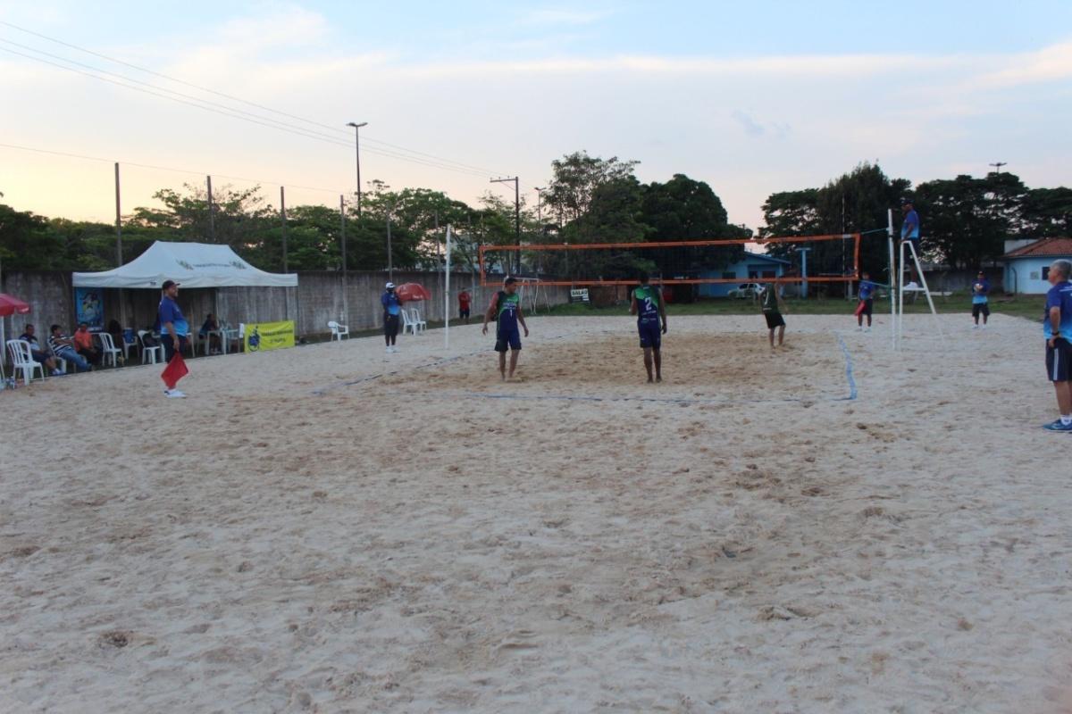 Com premiação de R $ 3 mil, 1ª Copa de Vôlei de Praia acontece neste final de semana