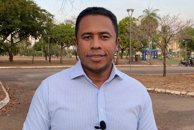 Vereador Daniel Nascimento solicitação ronda policial preventiva na Praça dos Povos Indígenas