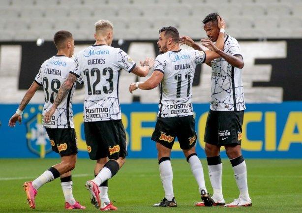 Corinthians entra em reta final da segunda temporada com menos jogos desde 2017