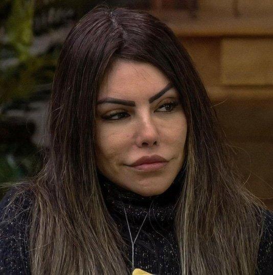 Liziane Gutierrez é a primeira eliminada de A Fazenda 13