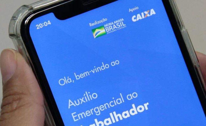 DINHEIRO: Caixa paga hoje auxílio emergencial a 1,6 milhão de pessoas